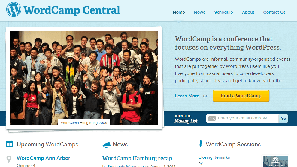Learn to develop on WordPress 6 - WordCamp Central